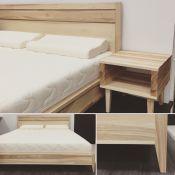 Nestandartinių lovų gamyba iš medžio masyvo