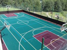 Lauko sporto aikštelė