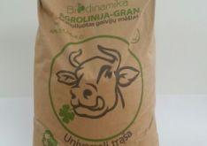 Granuliuotos organinės trąšos - AGROLINIJA-GRAN