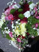 Puokštės bei gėlių kompozicijos
