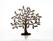 Mediniai papuošalų medeliai