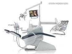 Odontologinis įrenginys STERN WEBER S200