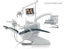 Odontologinis įrenginys STERN WEBER S300