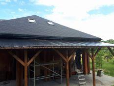 Terasos stogas