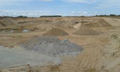 Smėlio gavyba ir prekyba
