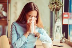 Nuolatinės, nuo metų laiko nepriklausančios alerginės slogos (rinitas) ištyrimas