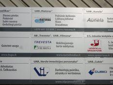 Lėktuvų ir autobusų bilietai