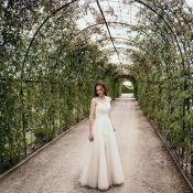 Nauja vestuvine suknele jau salone,Ateities-5,Birzai