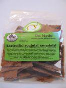 Ekologiški ruginiai sausainiai (250 g)