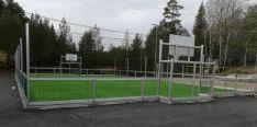 Tvoros stadionams