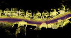 Antžeminis 3D pastatų skenavimas