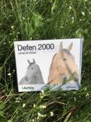 Naujiena Lietuvoje! DEFEN 2000, kumelės pienas nutrikosmetikai ir imuninei sistemai