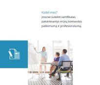 Dirbame su užsienio ir Lietuvos kapitalo įmonėmis