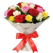 Rožių puokštė