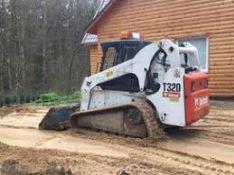 Statybinių mašinų nuoma
