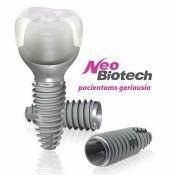 dantų implantai - NEOBIOTECH