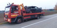 Transportavimas po eismo įvykio