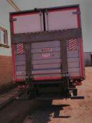 Prekių pakrovimas ir iškrovimas