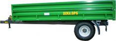Traktorinė priekaba - 5 tonų keliamosios galios