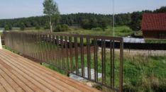 Turėklai, vartai, tvoros