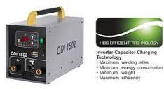 Kontaktinio suvirinimo aparatas HBS CDi 1502