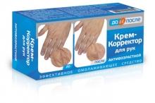 """Kremas-korektorius rankoms """"Do i Posle"""" Antivozrostnoj 100ml"""