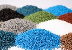 Prekyba plastmasės žaliavomis