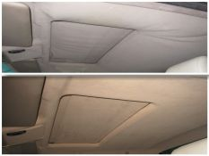 Automobilių lubų remontas
