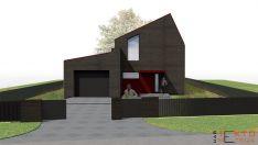 Individualių gyvenamųjų namų projektavimas