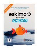 Žuvų taukai Eskimo Kids Chewable