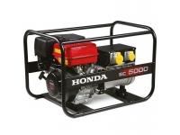 6 kW Benzininis elektros generatorius HONDA EC 6000