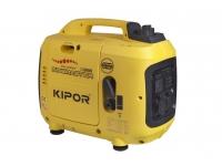 2 kW Benzininis elektros generatorius KIPOR SINEMASTER IG 2000 (kompiuteriams, tyliai dirbantis)