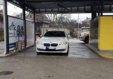 Automobilių plovimas aukštu slėgiu