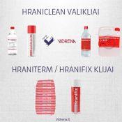 Hraniclean - linija specializuotų valymo reagentų profesionaliam naudojimui.