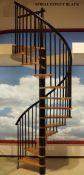 Akcija! Austriški sraigtiniai laiptai!