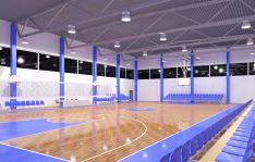 Sporto paskirties pastatų projektavimas