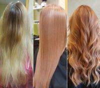Plaukų kirpėjų - stilistų paslaugos, plaukų procedūros