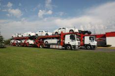 Automobilių logistika
