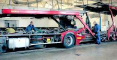 Krovinių automobilių servisas