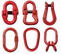 Kėlimo jungtelės ir žiedai , 8 klasė , saugos koeficientas 4:1