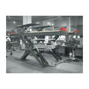 Auto keltuvai - Keltuvas žirklinis lygiomis platformomis Uni lift 4000 Quattro NT Plus
