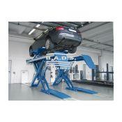 Auto keltuvai - Keltuvas žirklinis lygiomis platformomis Uni lift 5000 Version Plus