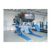Auto keltuvai - Keltuvas žirklinis suvedimo platformomis Uni lift 3500 Version Plus AMS