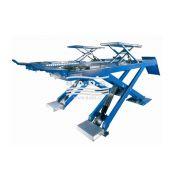 Auto keltuvai - Keltuvas žirklinis suvedimo platformomis Uni lift 5500 Plus AMS