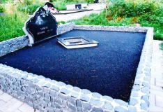 Tvorelių gamyba kapams