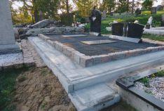 Kapų betonavimas