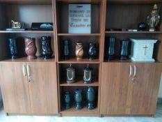 Kapų vazos, raidžių kalimas, urnos ir kt.