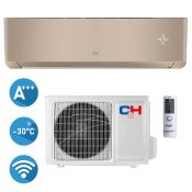 C&H SUPREME GOLD Inverter CH-S09FTXAM2S-GD efektyvus šildymas iki -30°C