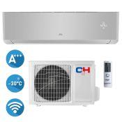 C&H SUPREME SILVER Inverter CH-S09FTXAM2S-SC efektyvus šildymas iki -30°C