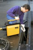 Elektrinis vamzdžių valymo įrankis COBRA 22 Set 16
